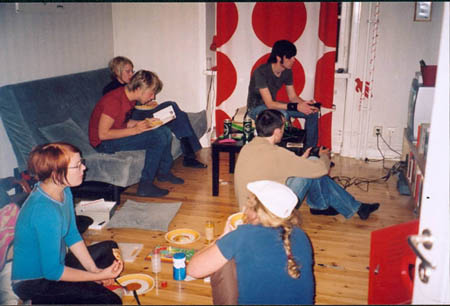 stockholm game night