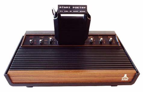 Atari poetry